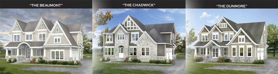 Custom Luxury New Construction NW Suburbs of Chicago – 2016 Construction